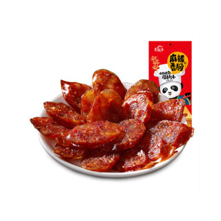 老城南四川麻辣香肠500g
