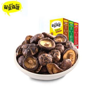 菇滋菇滋脆香菇干120g