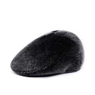 冬季中老年人保暖帽子