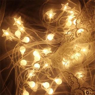LED彩灯闪灯串灯满天星