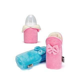 防摔保护婴儿奶瓶保温套