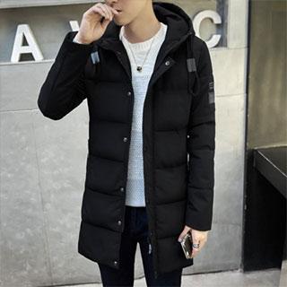 中长款冬季棉袄外套