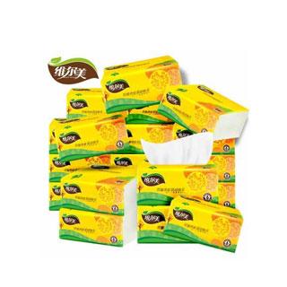 维尔美抽纸整箱24包