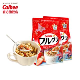 卡乐比营养麦片800g*2袋