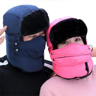 保暖防风户外帽防寒帽