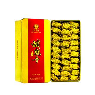 浓香型铁观音茶叶125g