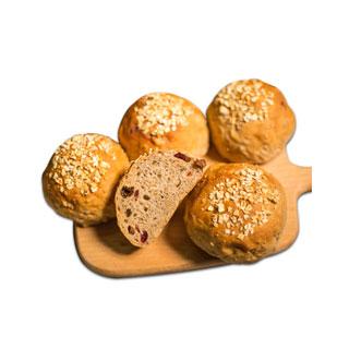 早餐 6个装全麦面包