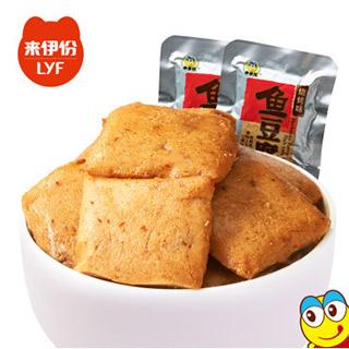 来伊份烧烤味鱼豆腐142g