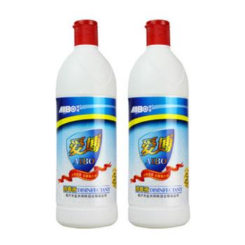 84消毒液2瓶