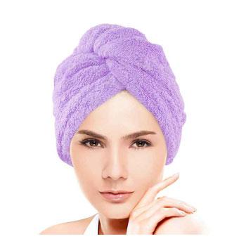 加厚吸水干发毛巾