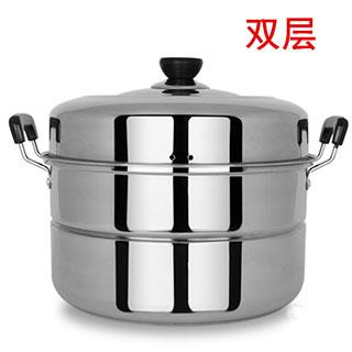 34-40cm蒸馒头蒸鱼锅电磁炉通用