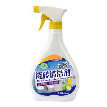 瓷砖强力去污清洁剂