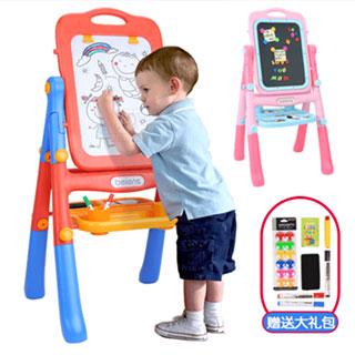 贝恩施双面磁性儿童画板画架