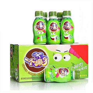 12瓶正宗椰树椰子汁生榨椰汁350ml
