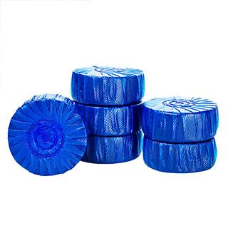 蓝泡泡厕所清洁40个装