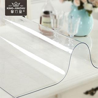 软玻璃透明加厚水晶板餐桌布垫