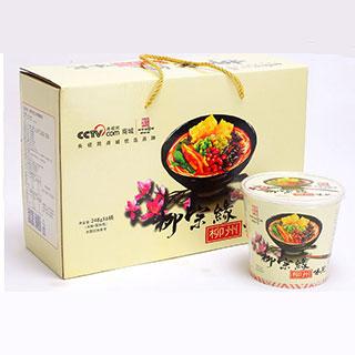 正宗柳州冲泡型桶面螺蛳粉248g
