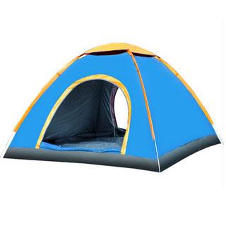 帐篷户外3-4人 全自动帐篷