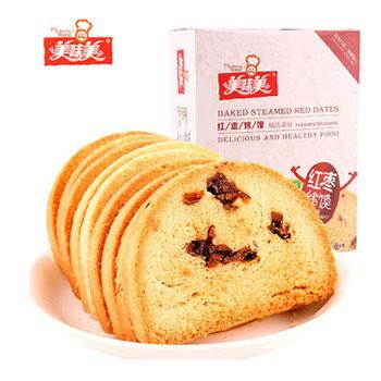 红枣烤馍片416g*2盒装