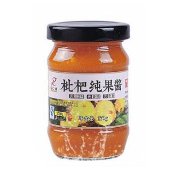 福仁缘枇杷纯果酱170g