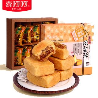 休闲美食原味凤梨酥/250g