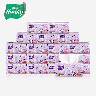 婴幼儿可用抽纸120抽24包