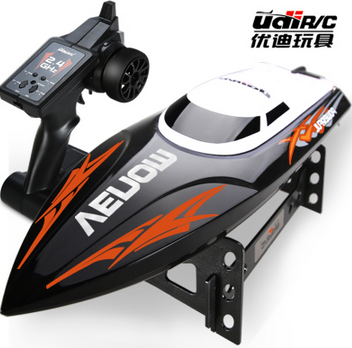 超大遥控船高速电动充电水冷遥控快艇轮船模型男孩儿童玩具船