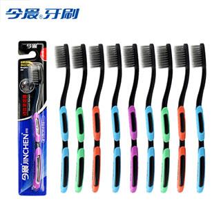 今晨软毛成人家庭10支装牙刷