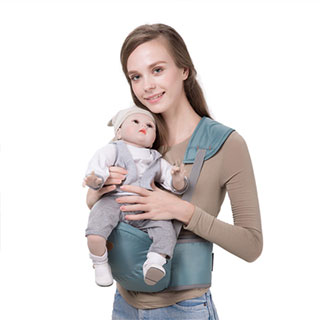 夏款多功能婴儿背带妈妈腰凳