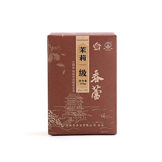 浓香型高山绿茶茶叶袋装花茶组合100g
