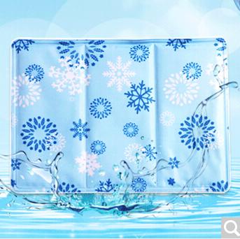 酷爽夏季多功能家用冰垫床垫 冰砂凉垫