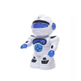 儿童益智讲故事闪光跳舞机器人