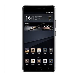 金立M6S Plus 墨玉黑 6GB+64GB版 移动联通电信4G手机 双卡双待