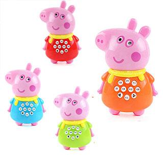 文艺佩佩猪粉红小猪儿童益智早教故事机学习机