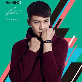 乐心 MAMBO2连续心率监测心率手环