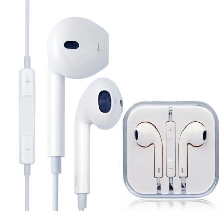 线控带麦克 手机耳机 入耳式 适用苹果全系列产品