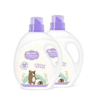 婴儿抑菌洗衣液1000ml*2