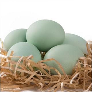 农家新鲜散养草鸡蛋30枚