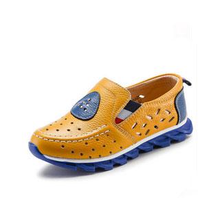 儿童镂空透气休闲鞋