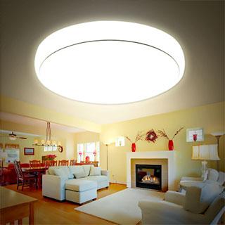过道走廊餐厅圆形led吸顶灯