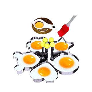 厨房煎蛋模具7件套