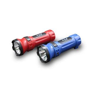 LED照明充电手电筒