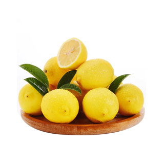 新鲜现摘柠檬2斤约11-16