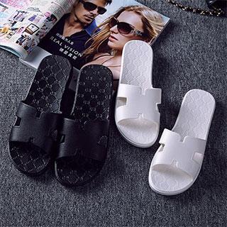 防滑夏季情侣拖鞋