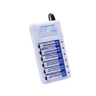 通用电池充电器+6节电池