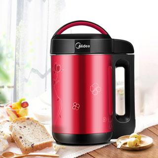 美的家用全自动豆浆机