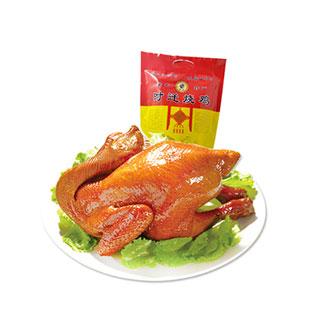 卤味熟食德州扒鸡500g