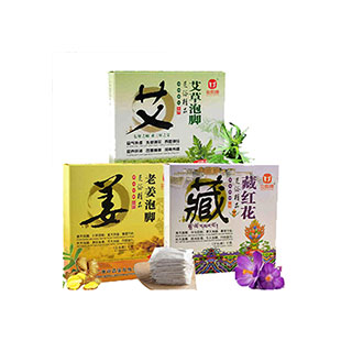 藏红花老姜艾草超值3*60