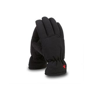加绒加厚保暖棉手套