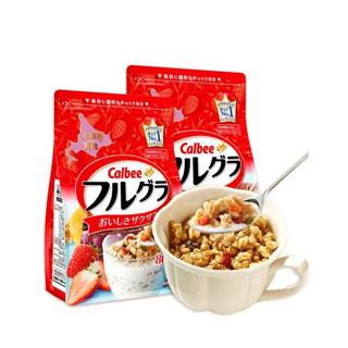 营养麦片早餐800g*2袋